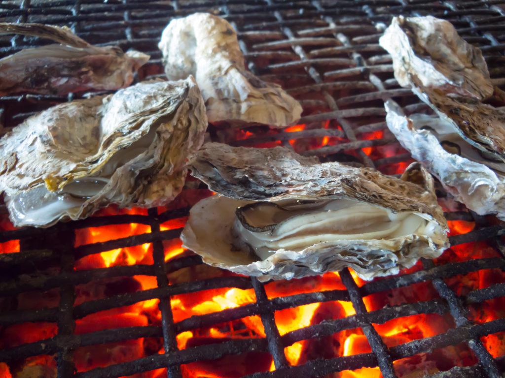 牡蠣の詰め放題まつりのお知らせ